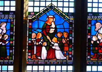 All Saints, Selsley