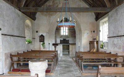 St Mary, Ampney St Mary