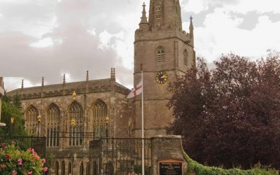 St Mary the Virgin, Tetbury