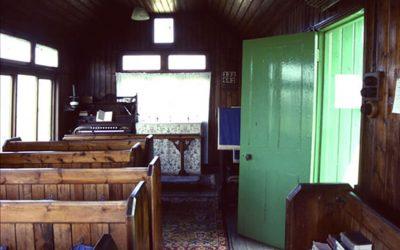 St Mary's Chapel, Shepperdine
