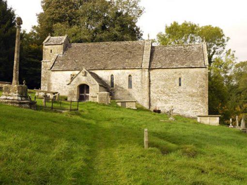 St Michael, Duntisbourne Rouse