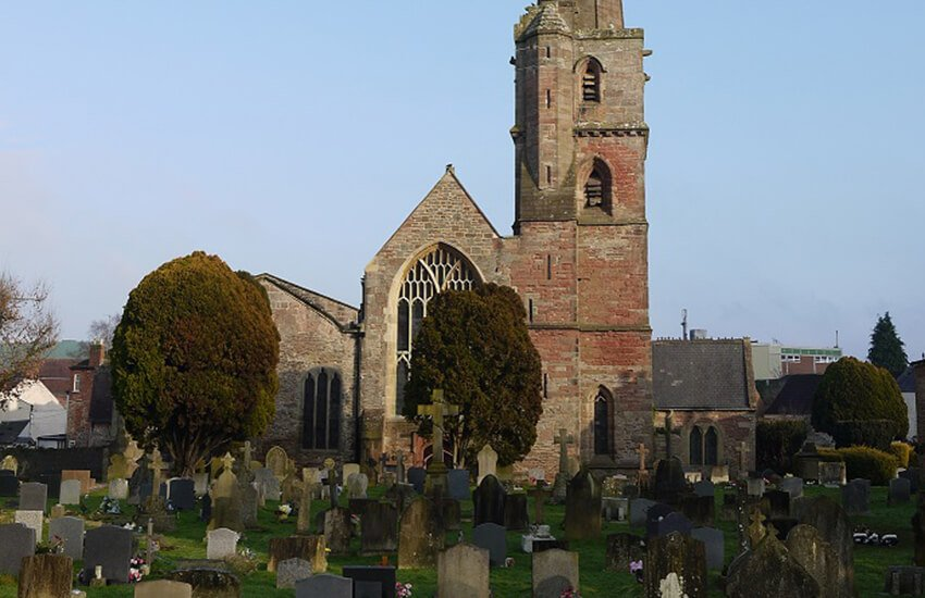 St. Michael and All Angels, Mitcheldean