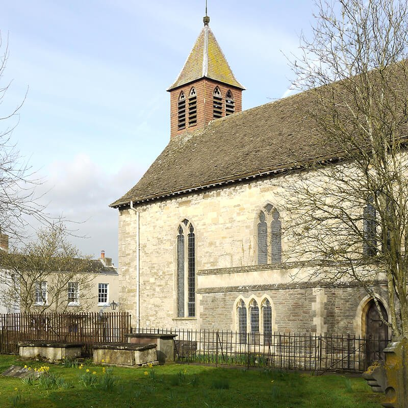 St Mary's Church, Kingswood