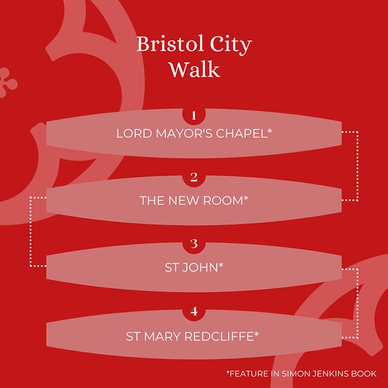 Bristol City Walk